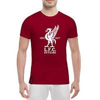 GlobusPioner Мужская футболка Liverpool logo 68139
