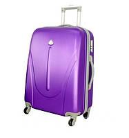 Чемодан дорожный сумка 882 XXL (большой) фиолетовый
