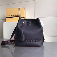 Женский рюкзак Louis Vuitton Lockme Bucket Bag, фото 1