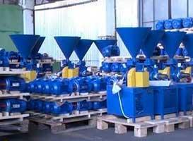 Экструдеры зерновые КЭШ (могут делать гранулу, лучший выбор, производство 100% Украина, 40-150 кг/ч)