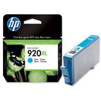 Картридж HP DJ No.920XL OJ 6500 cyan (CD972AE)