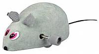 TRIXIE (Трикси) Мышка заводная 7см - игрушка для кошек