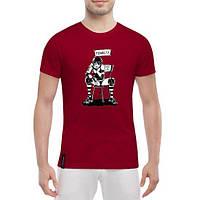 GlobusPioner Мужская футболка bad girl 67922