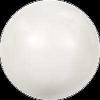 Жемчуг Сваровски ювелирный Crystal White Pearl 5818