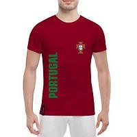 GlobusPioner Мужская футболка Portugal 67987 , фото 1