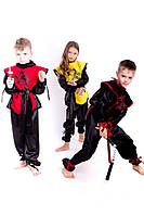 Карнавальный костюм для детей Нинзя, фото 1
