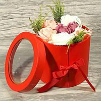 Подарочная коробка для цветов 1823854-13