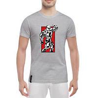 GlobusPioner Мужская футболка Бодибилдинг 67750