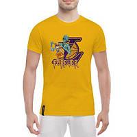GlobusPioner Мужская футболка Zombie Bryant 67796