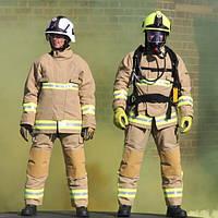 Боевая одежда пожарного (комплект). Великобритания, оригинал.
