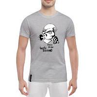 GlobusPioner Мужская футболка crossfit skull 67810