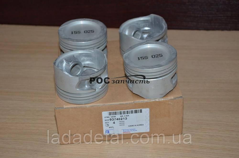 Поршень Ланос 1.5 76,75 1-й ремонт GM
