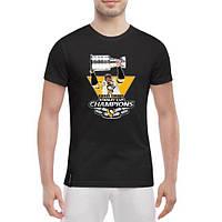 GlobusPioner Мужская футболка Sidney Crosby 67656