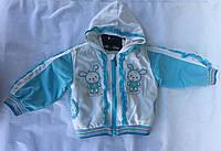 Курточка кофта Рюш 76-110см