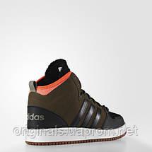 Кроссовки мужские Adidas Cloudfoam Hoops Mid Winter AC7790, фото 3