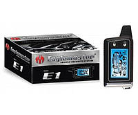 Автосигнализация E1 LCD EAGLEMASTER двухсторонняя