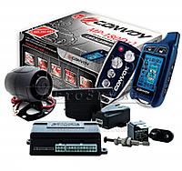 Автосигнализация MP-180D v.2 LCD с диалоговым кодом, CONVOY