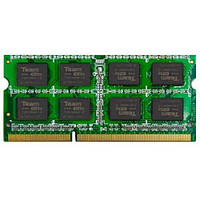 Модуль TEAM SO-DIMM 2GB/1333 DDR3 (TED32G1333C9-S01)