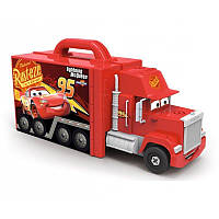 Большой грузовик Mack с автомобилем McQueen Smoby 360146