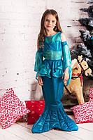 Карнавальный костюм для детей Русалочка, фото 1