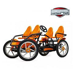 Веломобиль BERG GranTour F Race арт. 29.07.40.00