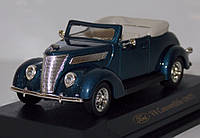 1:43 Ford V8 Convertible 1937 г.