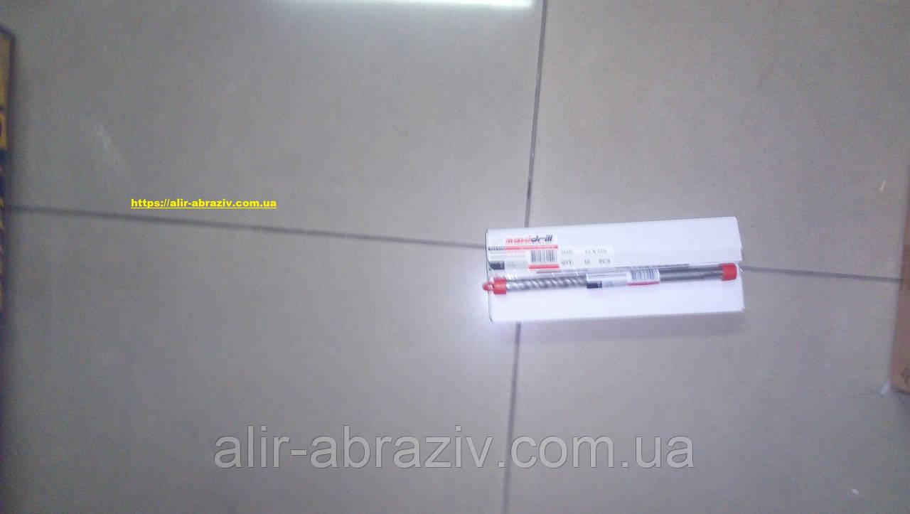 Бур по бетону SDS-PLUS S4 16 - 800 мм Екстра