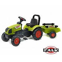 Детский трактор на педалях Falk 2040AB CLAAS Arion 410
