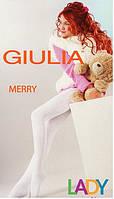Мягкие теплые махровые колготки для девочек Giulia MERRY 250 den KLG-D-32