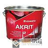 TM Escaro Akrit 12 - полуматовая краска для стен ( ТМ Эскаро Акрит 12), 9,5 л.
