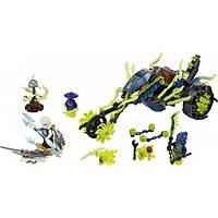 Конструктор Bela Ninja Засада на мотоцикле (10395)