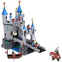 Конструктор Brick Замок (1022)