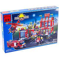 Конструктор Brick Пожарная тревога (911)