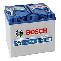 Аккумулятор 60Ah-12v BOSCH (S4024) EN540, 5237437135