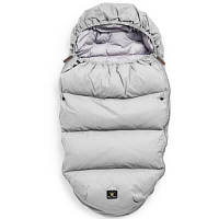 Elodie Details Пуховый спальный мешок Marble grey
