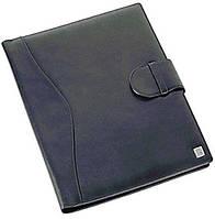 Кожаная папка для конференций Philip Laurence PL555-55-01 черный