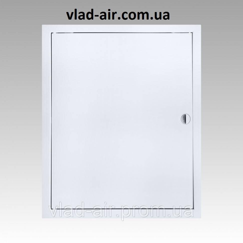 Дверца Металлическая на магнитах 500*600