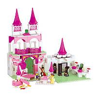 Конструктор Sluban Розовая мечта Замок Принцессы (M38-B0151)