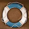 Винтажный спасательный круг  ø50 cm
