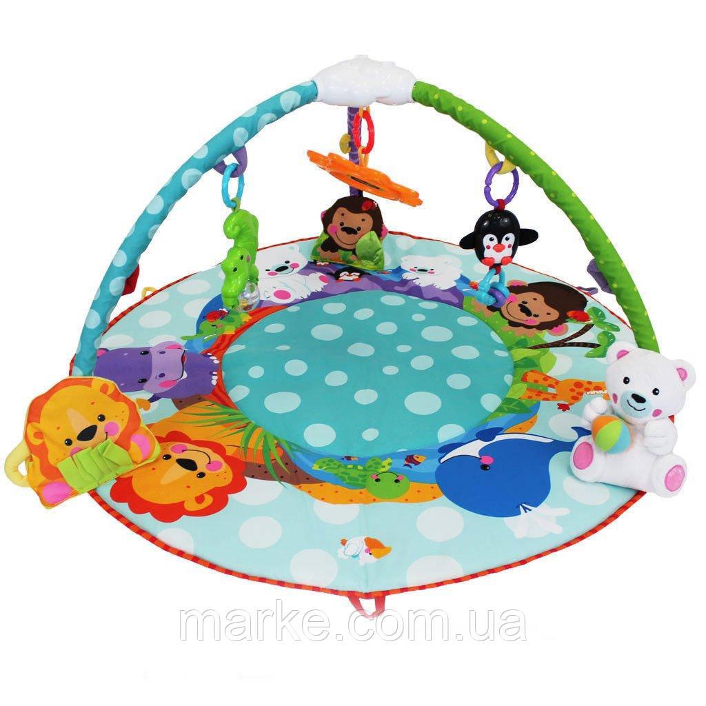 Развивающий коврик Joy Toy Природа (7182)