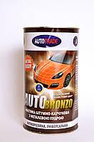 Мастика битумно-каучуковая с бронзой АВТОТРЕЙД 3л