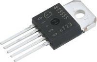 Установка электронного ключа-стабилизатора BTS555