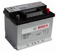 Аккумулятор 56Ah-12v BOSCH (S3005), 0092S30050