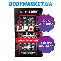 Lipo 6 black Ultra Concentrated 60 капс