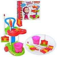 Набор для уборки Limo Toy Маша-хозяюшка (MM 0079)