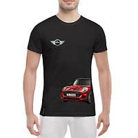 GlobusPioner Мужская футболка Mini cooper car 66888
