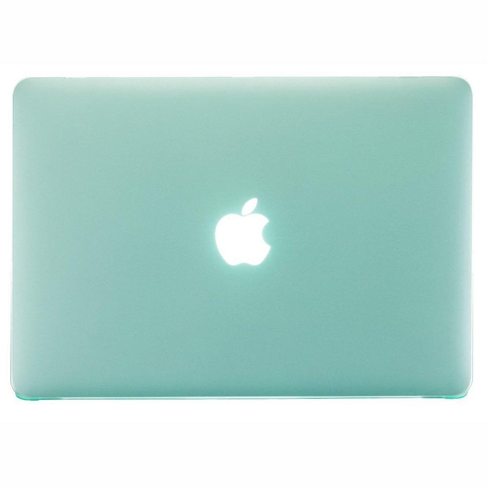 "Чехол-накладка для Apple MacBook Air 11"" - Kuzy Rubberized Hard Case зеленый"