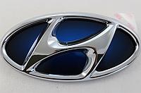 Эмблема Mobis Hybrid для Hyundai YF Sonata