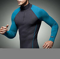 Спортивная мужская термофутболка длинный рукав Турция