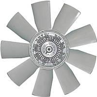 Муфта вязкостная с вентилятором 600мм, МАЗ 6562.10; 6563.10 (дв.ЯМЗ 236)